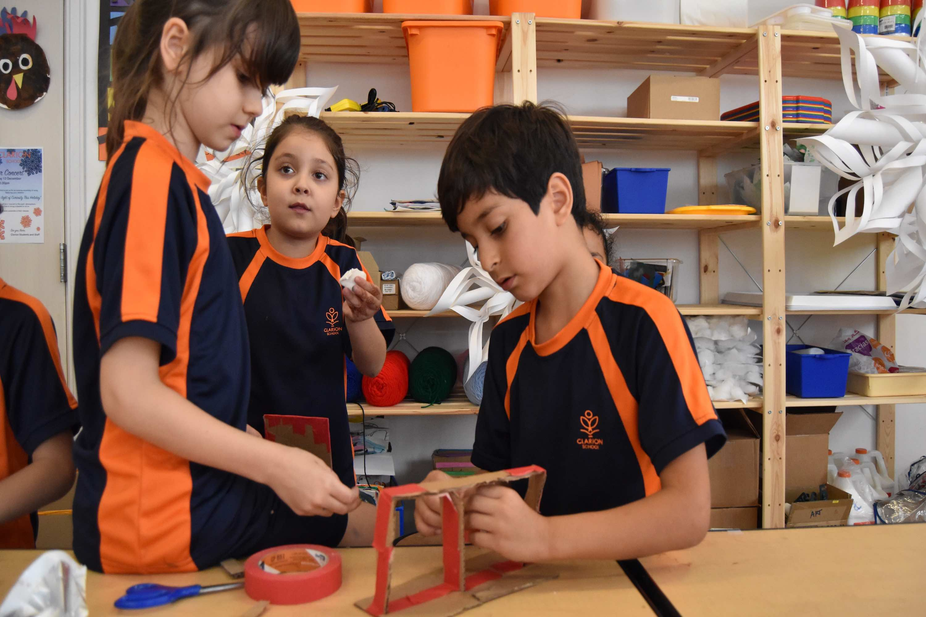 Collaboration in Classroom Leads to Future Success at Workplaces